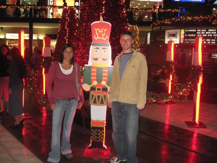 Navidad en Larcomar