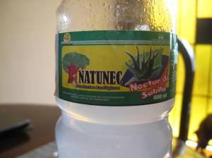 Nectar de Sabila by Natunec, Productos Ecologicos