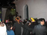 Wedding party in Peru