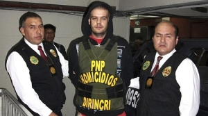 Joran van der Sloot in custody in Peru