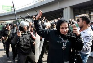 APTOPIX Mideast Egypt Protest