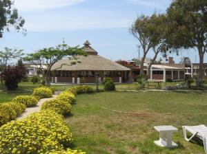 Hostal La Jalapa in San Andres, Peru