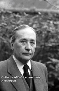 Willem Elsschot, the great Belgian writer