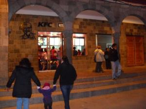 kfc cuzco