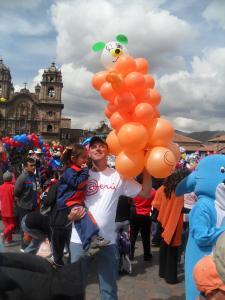 with_papi_at_parade