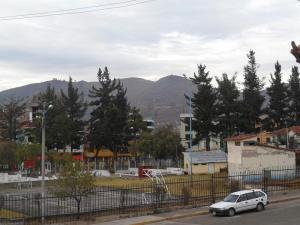 Park in Marsical Gamarra Cuzco