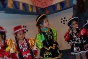 dancing saya morena