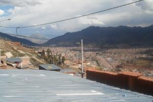 Alto Cusco view to San Jeronimo