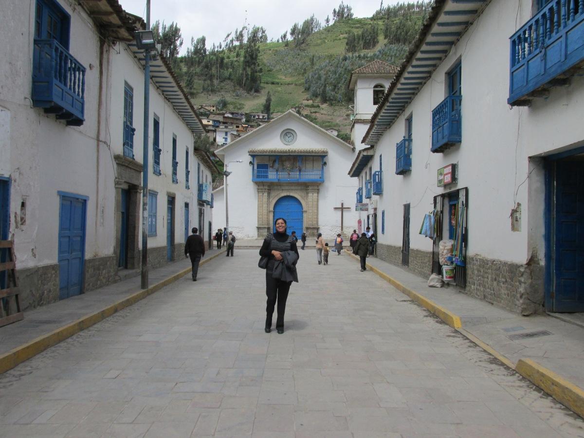 Paucartambo Peru