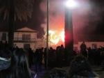 Fireworks in Paucartambo