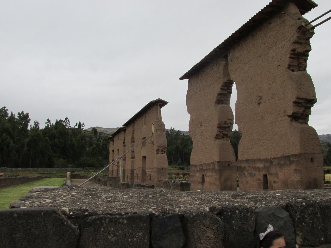 Raqchi Ruins Peru