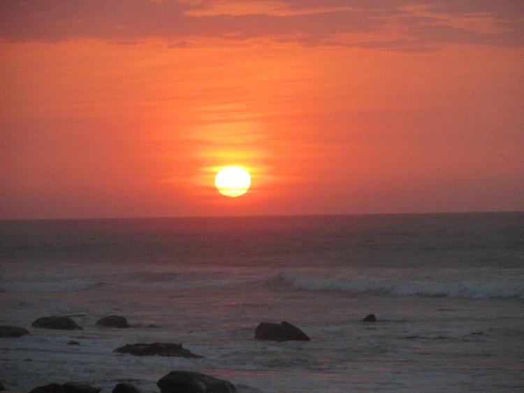 Sunset Mancora Peru