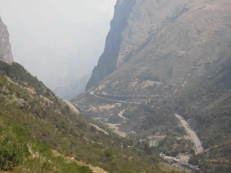 road to Abra de Malaga